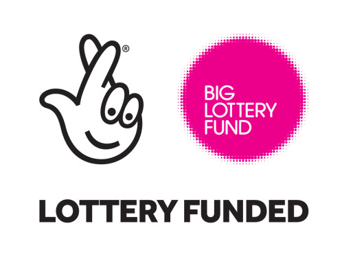 We have been awarded a grant from Big Lottery