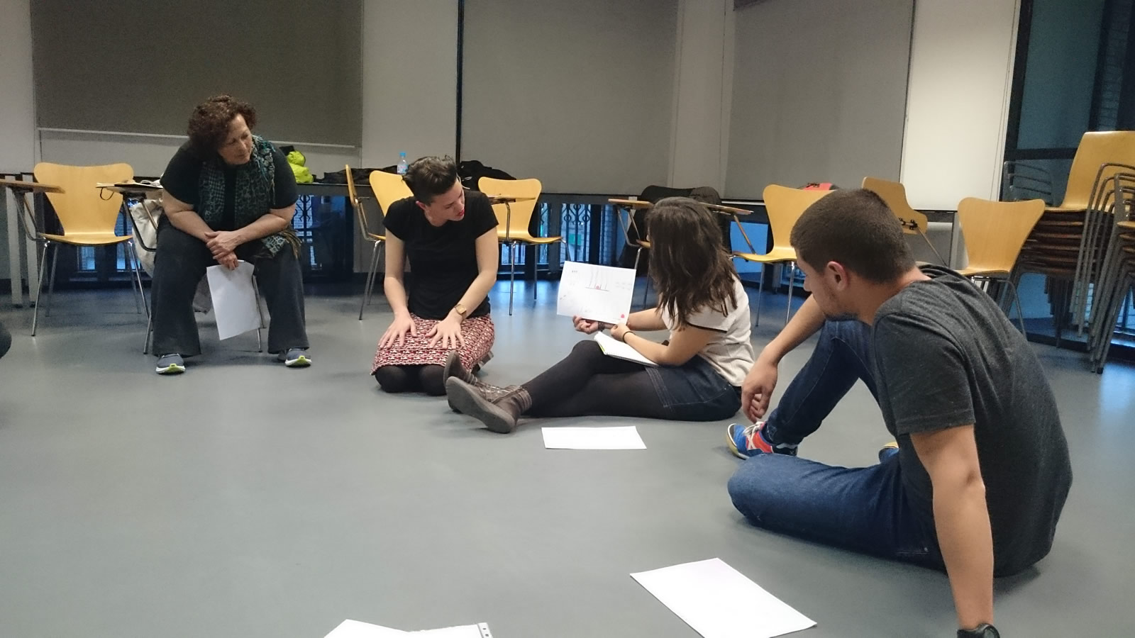 the role of drama in our Role playing in education adam blatner  it is a commonly accepted cliché that we want to teach our young people to think,  role playing and drama in education.