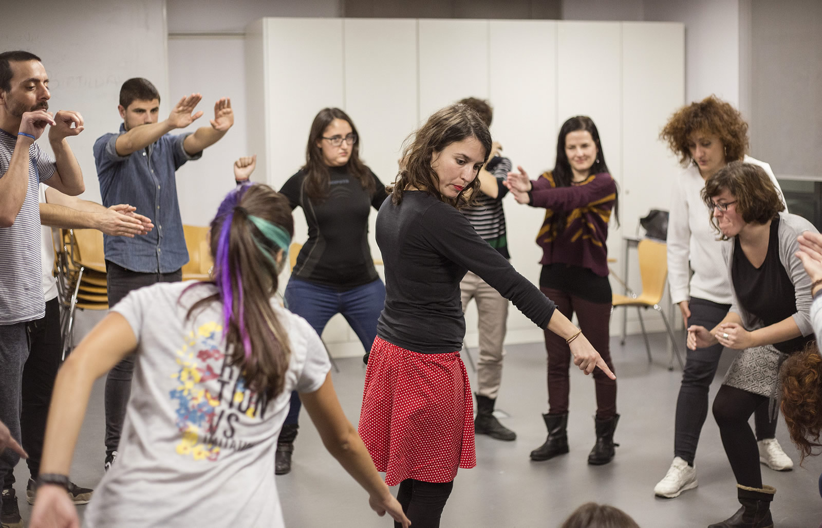 augusto boal helps oppressed individuals through theater workshops Through experiential workshops, theatre performances, and other creative events, we invite people to be more awake and alive as well as empowered to take action toward a more just and joyous life for all people.