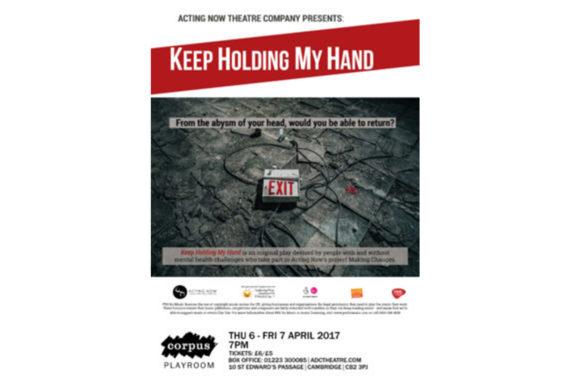 Keep Holding my Hand